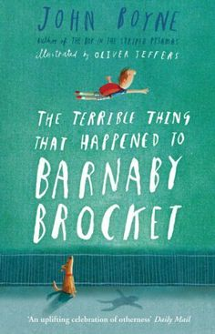 When Barnaby Brocket was born, his parents were shocked...they had a floating baby! Lovely story about dealing with being different.