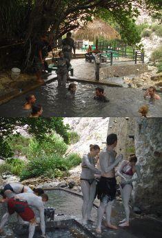 Sulphur Springs mud bath
