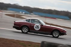 Datsun 240Z....beautiful and fast. Fast.
