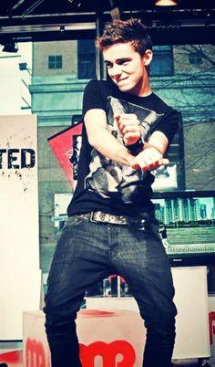 Nathan Sykes :D