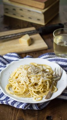 Pasta for one in under 10 minutes