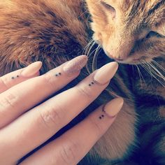Cuticle Tattoos Are the New Coolest Way to Dress Up Your Manicure | Her Campus