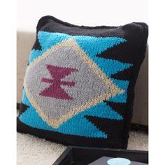 Free Intermediate Home Decor Knit Pattern