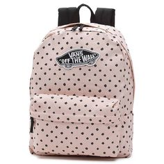 Mochila tipo casual, 42 cm, 22 liters, Rosa ,Vans REALM BACKPACK