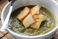 Kale and Broccoli Cheddar Soup Recipe