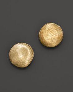 Marco Bicego Jaipur Medium Stud Earrings | Bloomingdale's