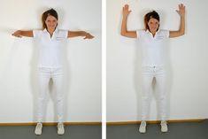 Impingement Syndrom 8 Ubungen Fur Die Schulter Impingement Schulter Ubungen Impingement Schulter Impingement