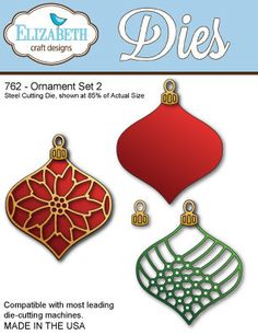 Ornament Set 2 (762)