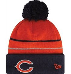 Chicago Bears Thanksgiving Knit Cap