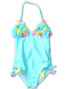 f12a6575a Kate Mack Hula Flowers Swimsuit (Little Kids) Baby Girl Princess, My Baby  Girl