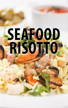 Want to try Mario Batali's Seafood Risotto Recipe! He showed us how to prepare it on The Chew and said to use locally sourced ingredients for unique flavor. http://www.recapo.com/the-chew/the-chew-recipes/chew-mario-batali-seafood-risotto-recipe-scott-foley-scandal-cast/