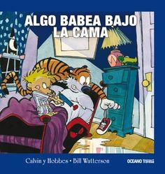 CATALONIA COMICS: CALVIN Y HOBBES 2 : ALGO BABEA BAJO LA CAMA