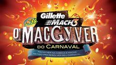 Macgyver on Behance