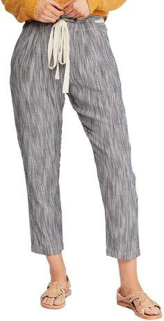 ba06b0ad86 Billabong Cut Through Print Wide Leg Crop Pants in 2019 | Products