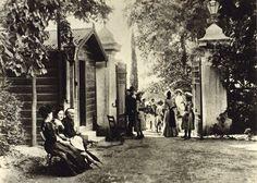 Ο Εθνικός κήπος, 1891