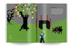 """A book that celebrates the beauty of """"the greatest home computer ever made"""": the Commodore 64."""