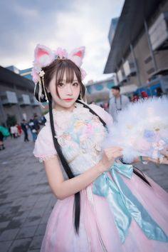 Kawaii Cosplay, Anime Cosplay, Judy Hopps, G Friend, Cute Girl Outfits, Kawaii Anime, Wallpaper, Cute Girls, Asian Girl