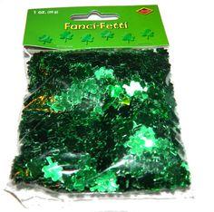 St Patrick's Day Shamrock Confetti Table Decoration Irish Party Favor 8516 | eBay