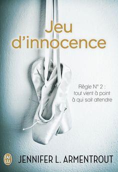 jeu d'innocence de Jennifer L. Armentrout. Sortie 18/02