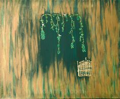 Original oil painting. Painting-№29; author: Luci Zh. Issina. 2008.
