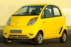 The Tata Nano. A real car for $2,000?! Impossible! Originally conceived as more of a motorized golf cart with side curtains, iterative redesigns over a ten year period yielded instead an actual people's car without sacrificing any of the essentials. At the other end of the spectrum, India's Tata now owns Jaguar.