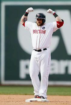 Jonny Gomes, Boston Red Sox