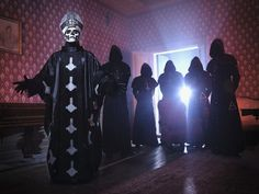 Ghost - Papa and Nameless Ghouls