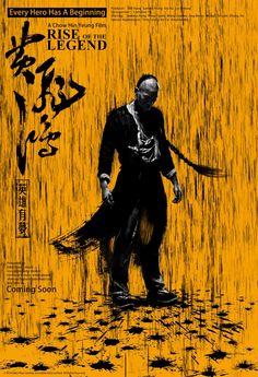Rise of the Legend (en chino: 黃飛鴻 之 英雄 有 夢) es una película de acción kung-fu de 2014 de Hong Kong-China, dirigida por Roy Chow y escrita por A Chi-largo. La película está protagonizada Sammo Hung, Peng Yuyan, Wang Luodan, Jing Boran, Zhang Jin y Wong Cho-lam. Fue lanzado el 21 de noviembre de 2014 en China. #CinefansClub