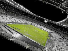 Stade de France, St Denis, Ile de France