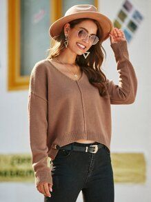 Shopping for clothes can be expensive, BUT, cheap trendy womens clothing does exist! Take a look at these 5 legit online clothing stores to find stylish womens clothes at great prices! Clothing Sites, Online Clothing Stores, Cheap Online Shopping Sites, Corduroy Overall Dress, Trendy Clothes For Women, Affordable Clothes, Tee Dress, New Outfits, Boyfriend Jeans