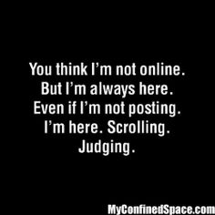This is a PERFECT description of someone who has an online obsession and is cyber stalking you.