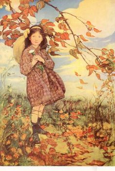 Jessie Willcox Smith - love her children's book illustrations