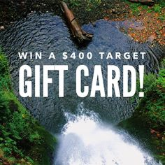 Instagram Giveaway: Win a $400 Target Gift Card!