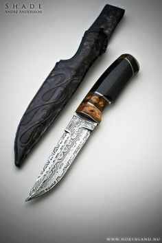 Work from 2010 | André Andersson Custom Knives - null