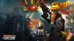 free desktop wallpaper downloads ratchet and clank future tools of destruction, 317 kB - Whitcombe Nash-Williams