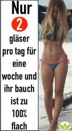 Only 2 glasses a day for a week and her abdomen is flat - Abnehmen - Lose Weight Fitness Workouts, Health Promotion, Keto Diet For Beginners, Regular Exercise, Want To Lose Weight, Health Motivation, Weight Loss Tips, Losing Weight, Weight Gain