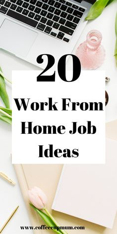 20 realistic ideas for mums to make money while working around their kids and family life.
