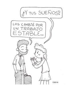 ¿Y tus sueños? Salir o no salir de la zona de confort. #mochileros