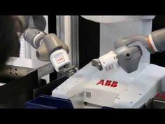 ABB Robotics - Dual Arm Concept Robot at iREX 2013