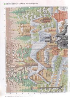 Gallery.ru / Фото #10 - The world of cross stitching 103 ноябрь 2005 - WhiteAngel