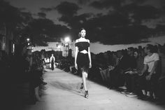 IT'S SHOW TIME – FASHION SHOWS TAKE A STEP CLOSER TO BEING PURE ENTERTAINMENT