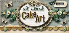 CakeArt Mats   ALL About Cake Art    We specialize in food grade silicon mats that turn a cake into a work of art...EASILY!! come see us...allaboucakeart.com