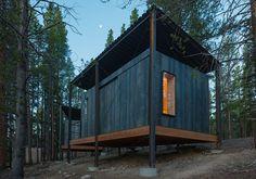 University of Colorado Denver : Colorado Outward Bound Micro Cabins - ArchiDesignClub by MUUUZ - Architecture & Design