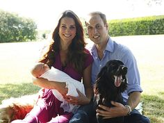 BEAUUUUUTIFUL! Prince William and Kate Release Official Family Photos #royalfamily