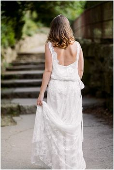French wedding dress   Image by Tiara Photographie