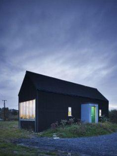 Impressive, clever £25k self-built house, Irish Vernacular, Dominic Stevens