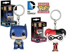 Batman Pocket Pop! Keychain