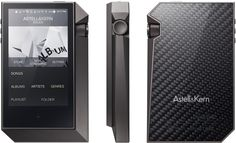 The AK240 portable audio player by Astell & Kern