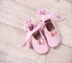 Starchild Pink Ballet Pumps - £18.00
