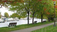 Angrinon Park Montreal Montreal, Attraction, Sidewalk, Park, Walkway, Pavement